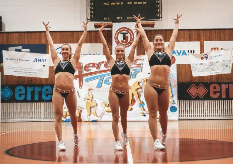 Aerobic Cup Ostrava je úspěšně za námi